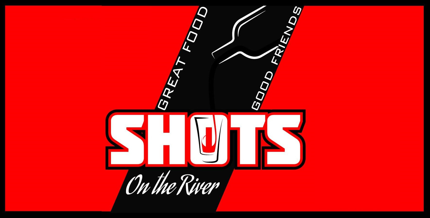 Shots On The River Logo
