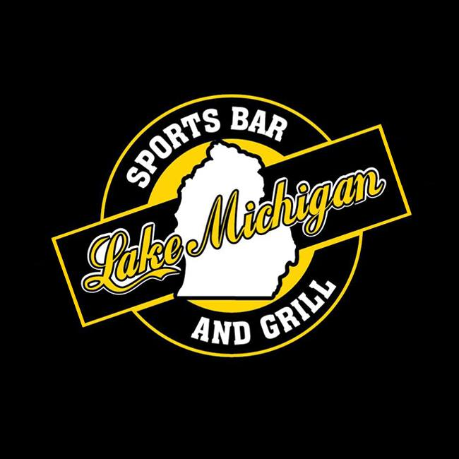 Lake Michigan Sports Bar And Grill Logo